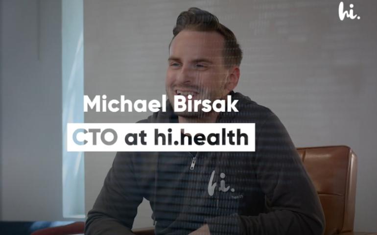 Michael Birsak im Interview